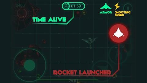 Lunar Eclipse - Asteroid game Screenshot 4