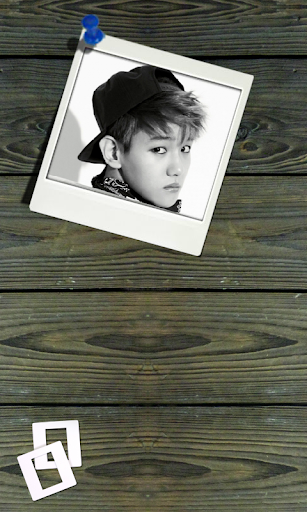 EXO backhyun Wallpaper- KPOP