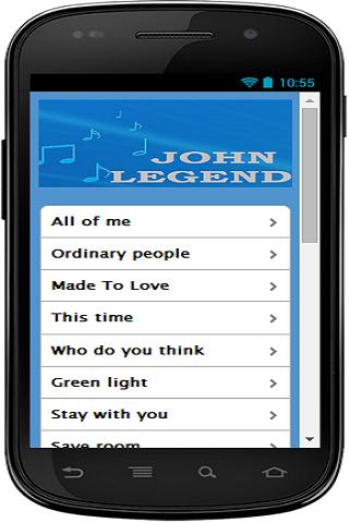 John Legend Music