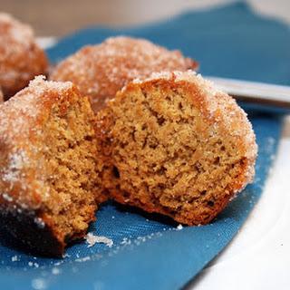 Gluten-Free Apple Cider Doughnut Holes