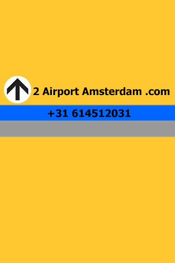Taxi 2 Airport Amsterdam