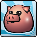 Bouncing Pigs icon