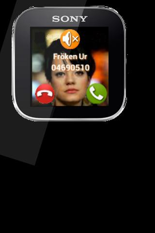 Call Handling Pro - SmartWatch - screenshot
