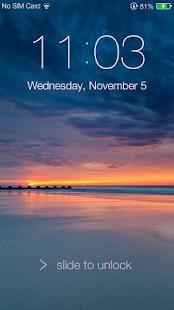 CleanUI Screenshot
