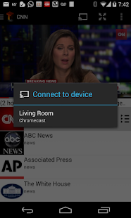 Telecast+ (Chromecast TV) - screenshot thumbnail