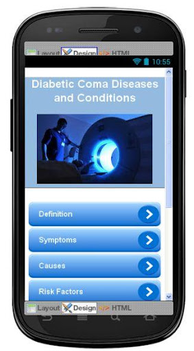 Diabetic Coma Information