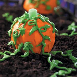 The Great Pumpkin Cakes.
