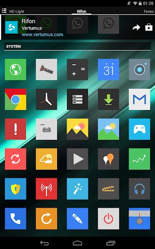 Rifon – Icon Pack v3.2.0
