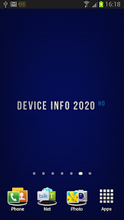 Device Info 2020 HD LWP- screenshot thumbnail