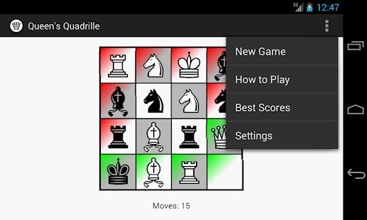 Queen's Quadrille- screenshot thumbnail