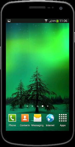 Polar Lights Live Wallpaper