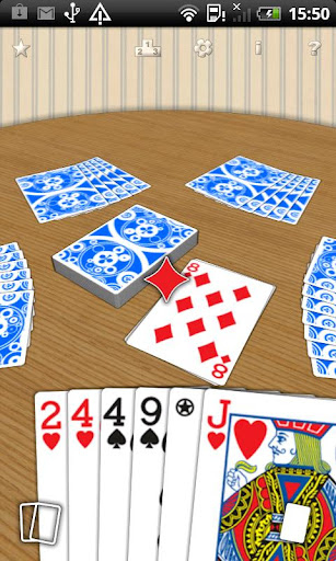 Crazy Eights free card game  gameplay | by HackJr.Pw 1