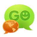 GO SMS Pro Farsi language logo