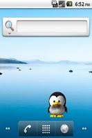 Screenshot of PenguinWidget