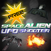 Free Space Alien UFO Shooter