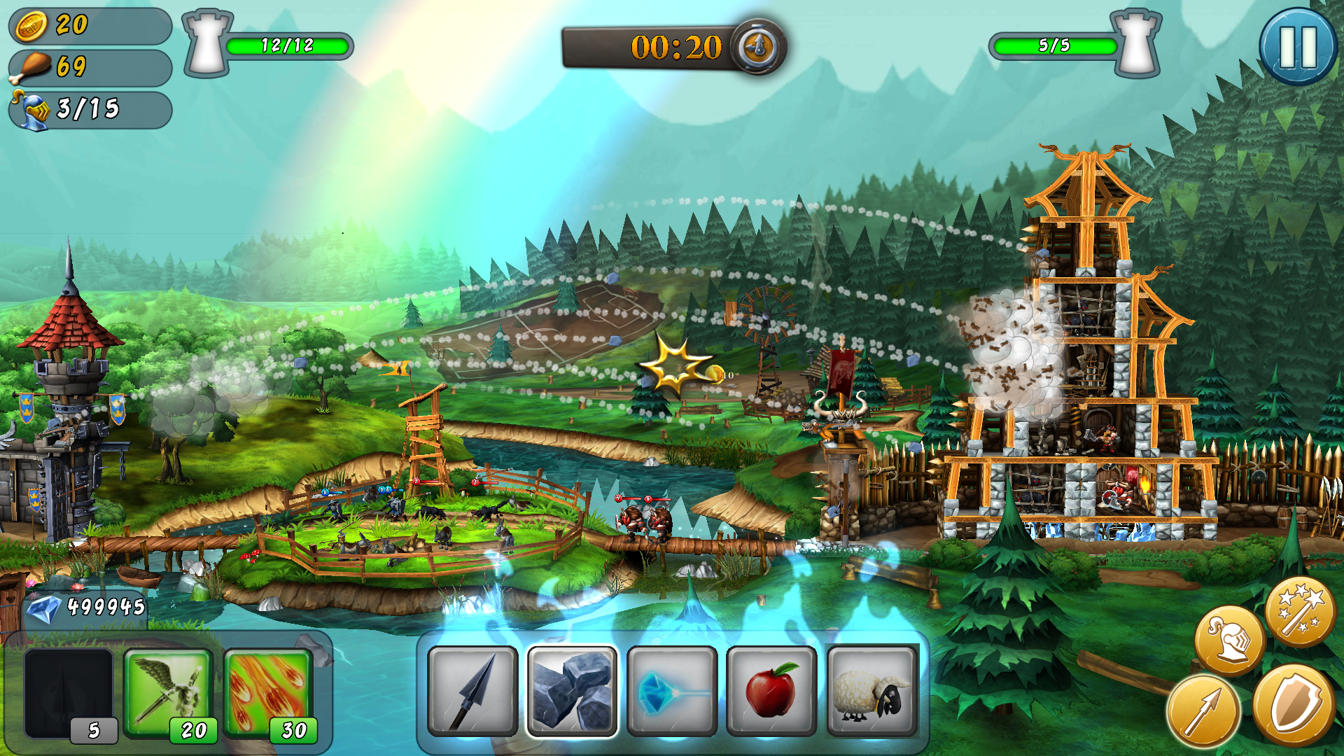 CastleStorm - Free to Siege screenshot #10