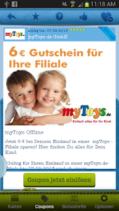 Qpino Coupons Kundenkarten screenshot 1