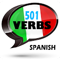 501 Spanish Verbs logo