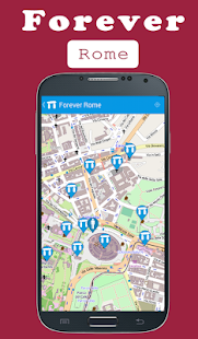 Forever Rome - Audio Guide Tour- screenshot thumbnail