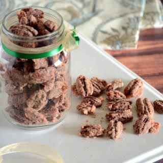 Sugared Pecans Without Egg Whites Recipes.