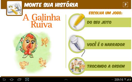 Coleção Ferinha - Galinha Ruiv