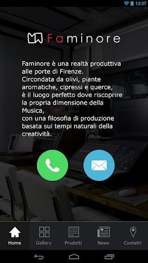 【免費音樂App】Faminore-APP點子