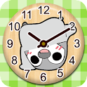 PESOGUIN WOODEN CLOCKS WIDGET