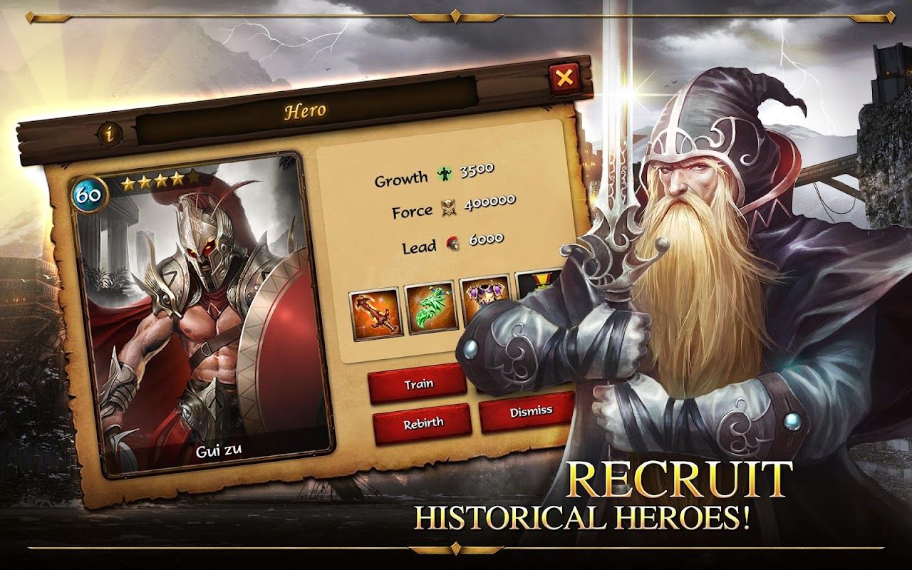 Age of Warring Empire screenshots