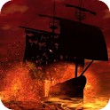 Black Boat Live WP icon