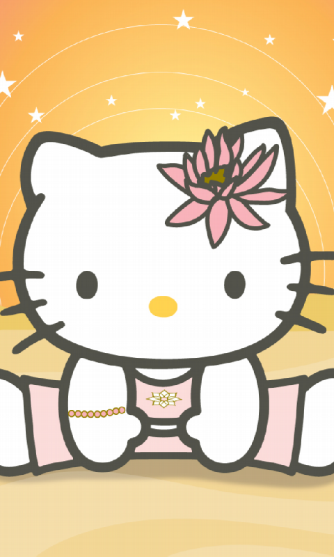 My Hello Kitty Live Wallpaper