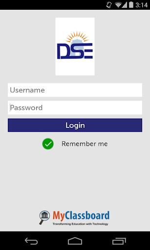 DSE Parent Portal