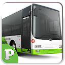 Bus Parking 3D mobile app icon