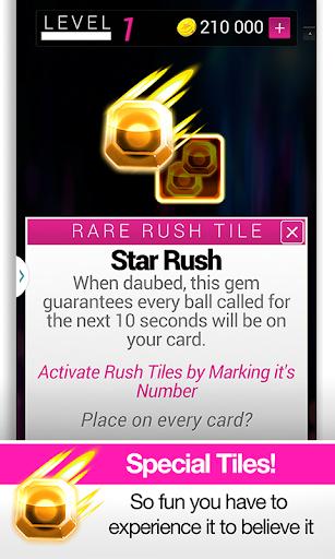 Bingo Gem Rush Free Bingo Game screenshot 5