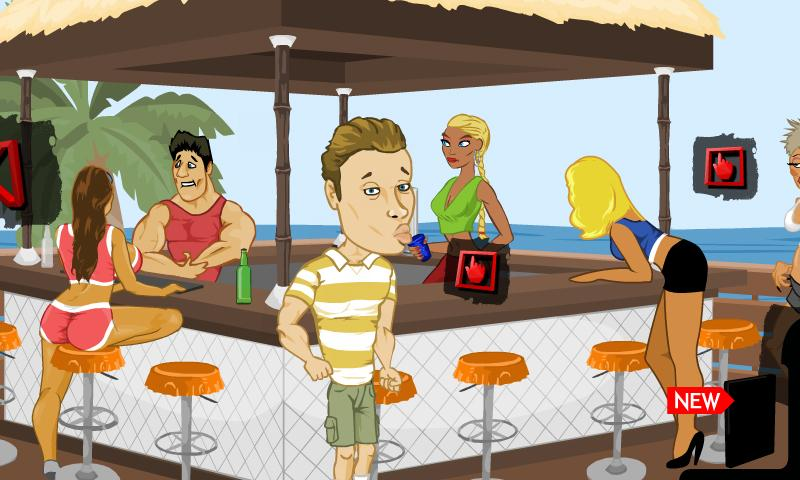 Douchebag Beach Club - screenshot