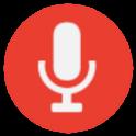 音声入力 Voice icon