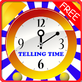 Telling Time - read a clock