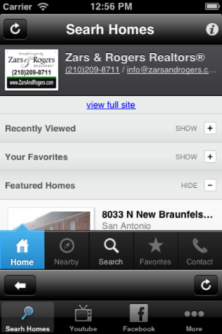 Zars and Rogers REALTORS