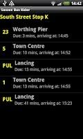 Screenshot of Sussex Bus Rider