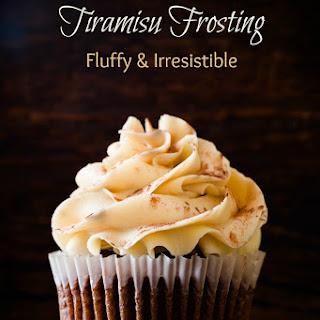 Tiramisu Frosting