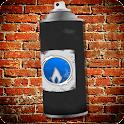 Virtual Spray icon