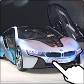 Magic Ripple - 3D BMW LWP