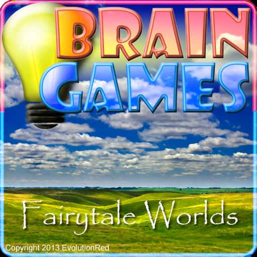 Fairytale Worlds: Brain Puzzle LOGO-APP點子