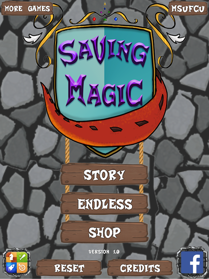 Saving Magic - screenshot