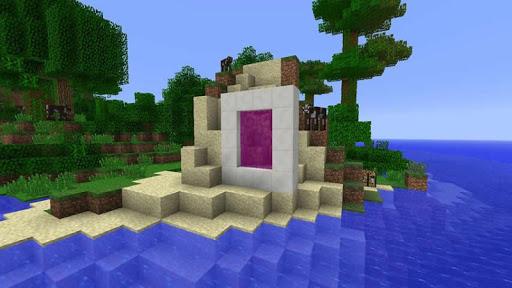 Portal Mist Ideas - Minecraft