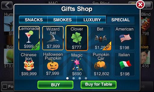 Texas HoldEm Poker Deluxe 1.8.0 screenshots 4