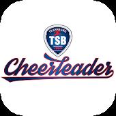 Sealords Cheerleader