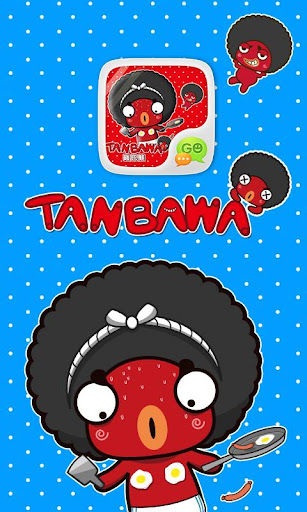 GO SMS PRO TANBAWA STICKER