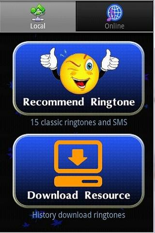 3D Jazz ringtones - screenshot
