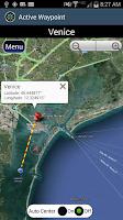 Screenshot of Polaris Navigation GPS