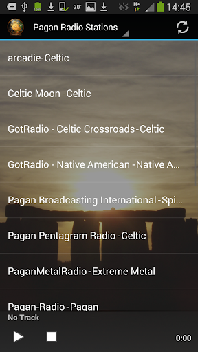 Pagan Radio Stations